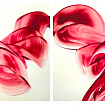 "From series ""Wine and motion"" diptych"