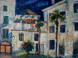Night Cafe . Kotor