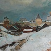 Rostov Kremlin in winter