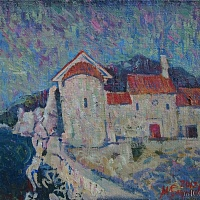 Budva . Old city